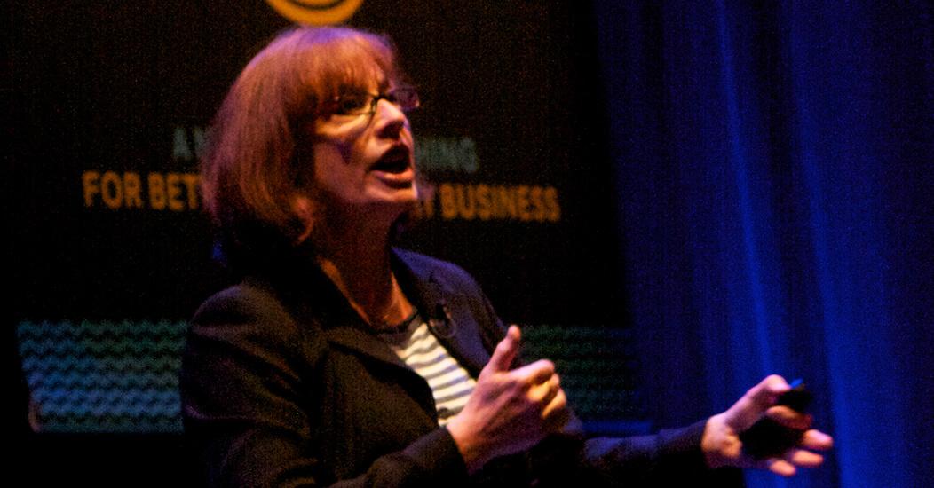 Pam Warhurst