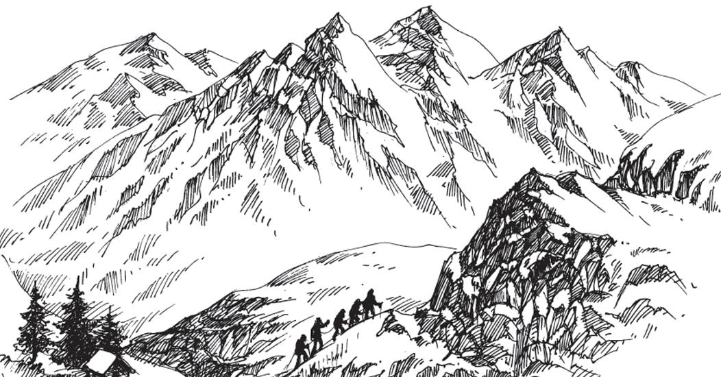 Climbing Mount Thriveability
