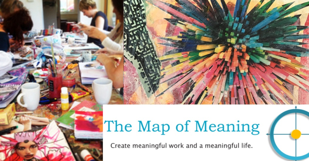 Create your own visual Map of Meaning