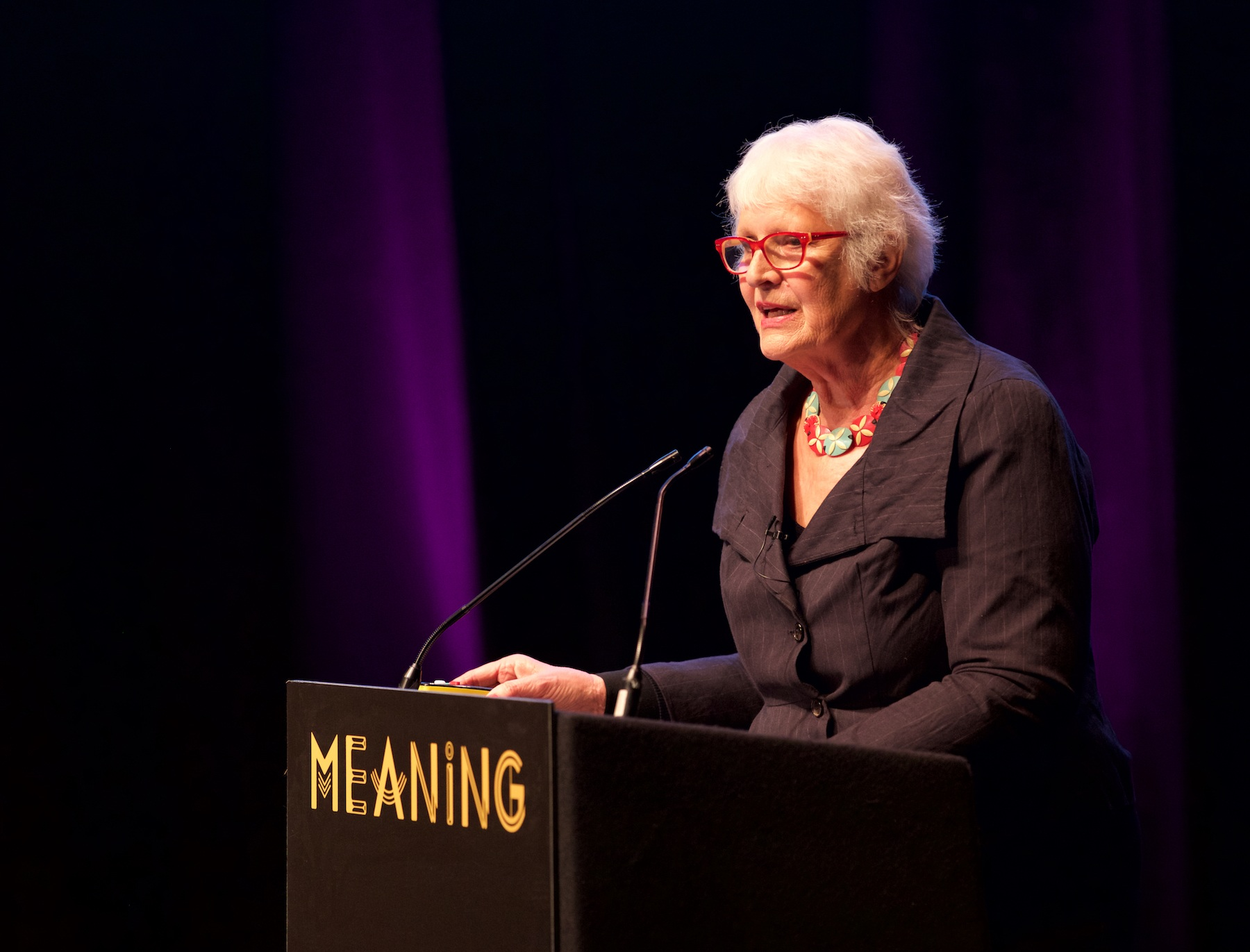 Lani Morris at Meaning 2018