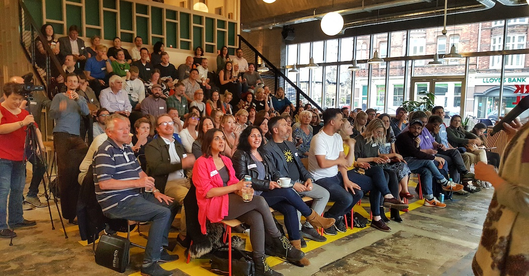 'Business for Good' – Brighton's Disruptive Change-makers